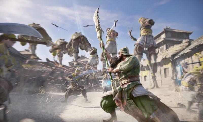 Dynasty Warriors 9 Mobile เกมมือถือแนว MMORPG จากซีรี่ส์มุโซสุดดัง
