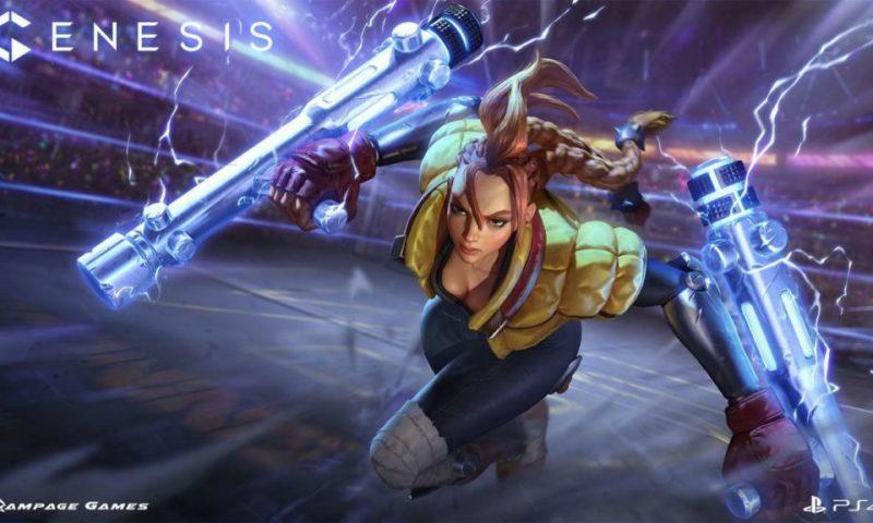 Genesis เกม MOBA ตัวใหม่ไฟแรงแนววิทยาศาสตร์เปิดให้เล่นแล้ววันนี้