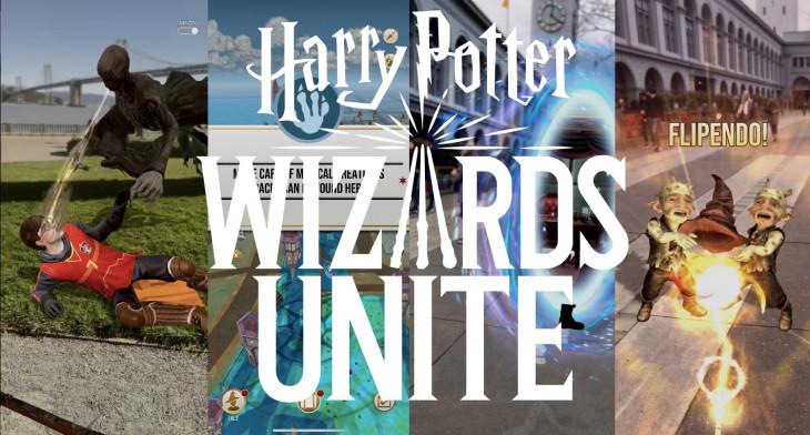 เปิดรับสมัครนักเรียนเวทย์มนต์ Harry Potter: Wizards Unite เกมมือถือแนว AR