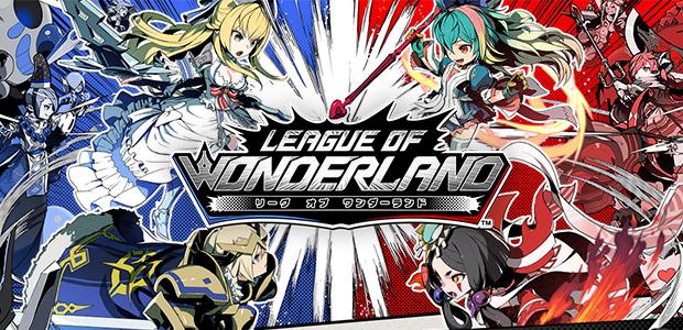 SEGA เปิดตัวเกมมือถือใหม่โคตรเมะ League of Wonderland พร้อมให้ลงทะเบียน