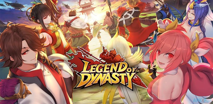 Legend of Dynasty เกมมือถือต่อสู้สุดมันส์ภาพสุดอลังเปิดให้บริการแล้ววันนี้