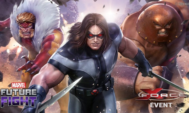 MARVEL Future Fight ส่ง X-Force เข้าปะทะกับ Brotherhood of Mutants
