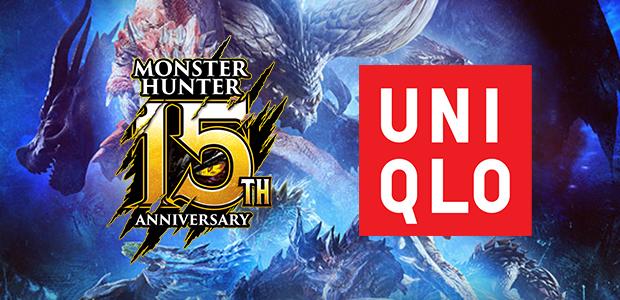 แบรนด์เสื้อผ้าชื่อดัง UNIQLO เปิดตัวเสื้อธีม Monster Hunter และ Street Fighter