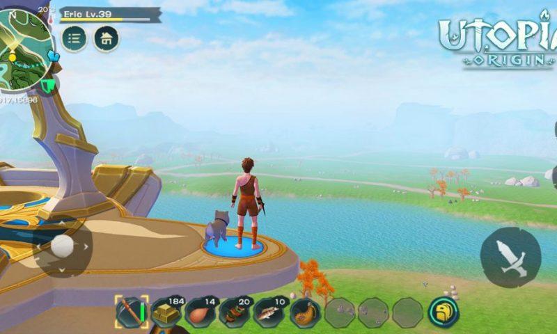 Utopia: Origin เกมมือถือสุดแบ๊วปล่อยอัพเดท PVP แบบใหม่