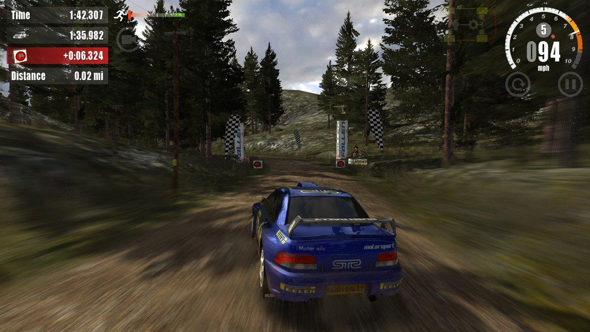 Rush Rally 3 1232019 2