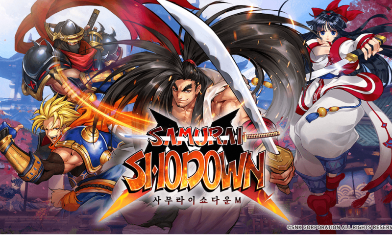 Samurai Shodown M เกมมือถือ MMORPG ตัวใหม่ของซีรี่ส์เกมระดับตำนาน