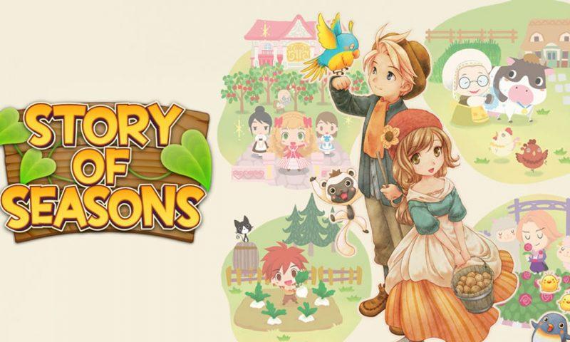 สานต่อความสนุก Story of Seasons เกมมือถือจากผู้สร้าง Harvest Moon