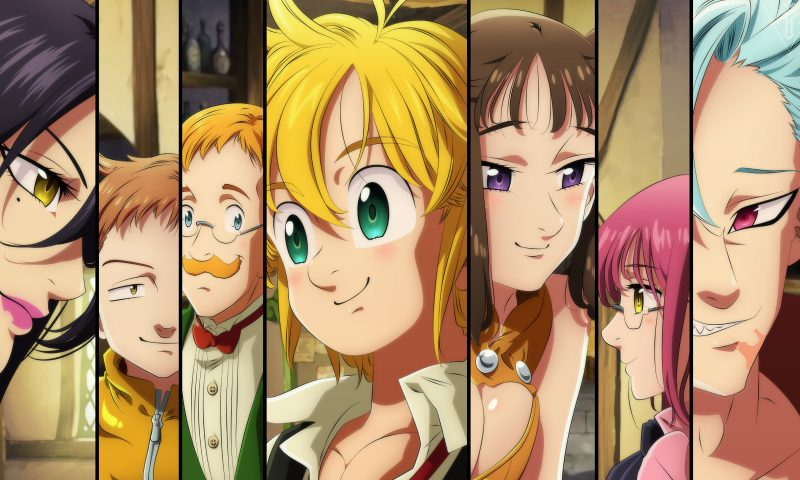 Netmarble เปิดให้ลงทะเบียนเกมมือถือการ์ตูนตัวใหม่ The Seven Deadly Sins