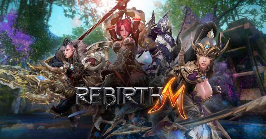 rebirth m