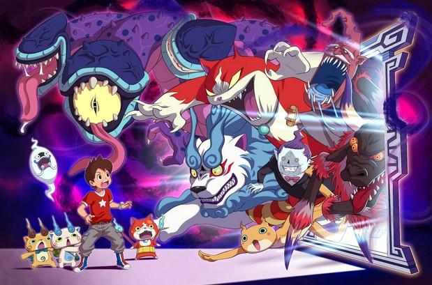 Yo-kai Watch 4 ชวน Inazuma Eleven Ares เผยเกมเพลย์ใหม่สุดยั่ว