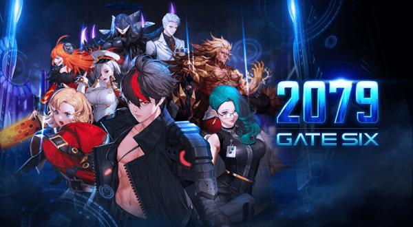 มาตามนัด 2079 GATE SIX  เกมมือถือ Sci-fi โลกอนาคตเปิดให้ดาวน์โหลดแล้ว