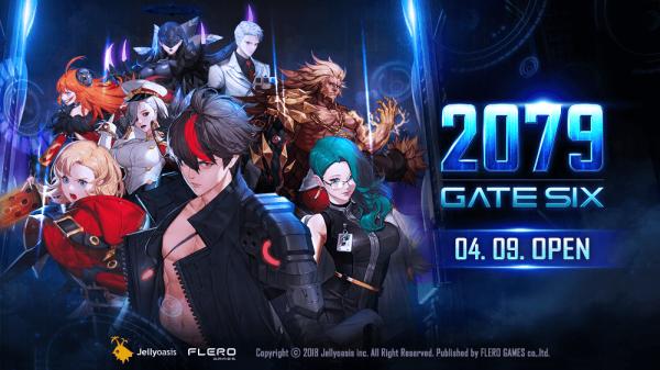 2079 Gate Six เกมมือถือไซไฟโลกอนาคต ประกาศวันเปิดให้บริการ