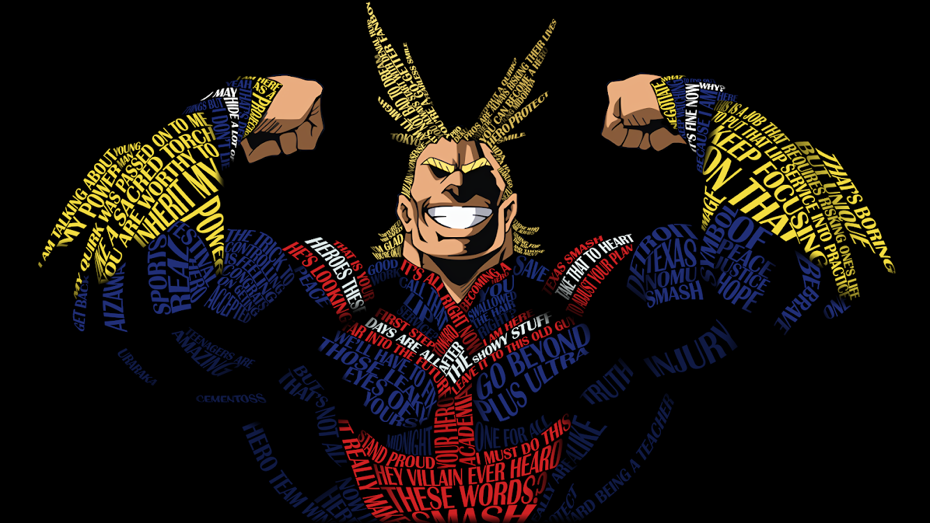 All Might 2242019