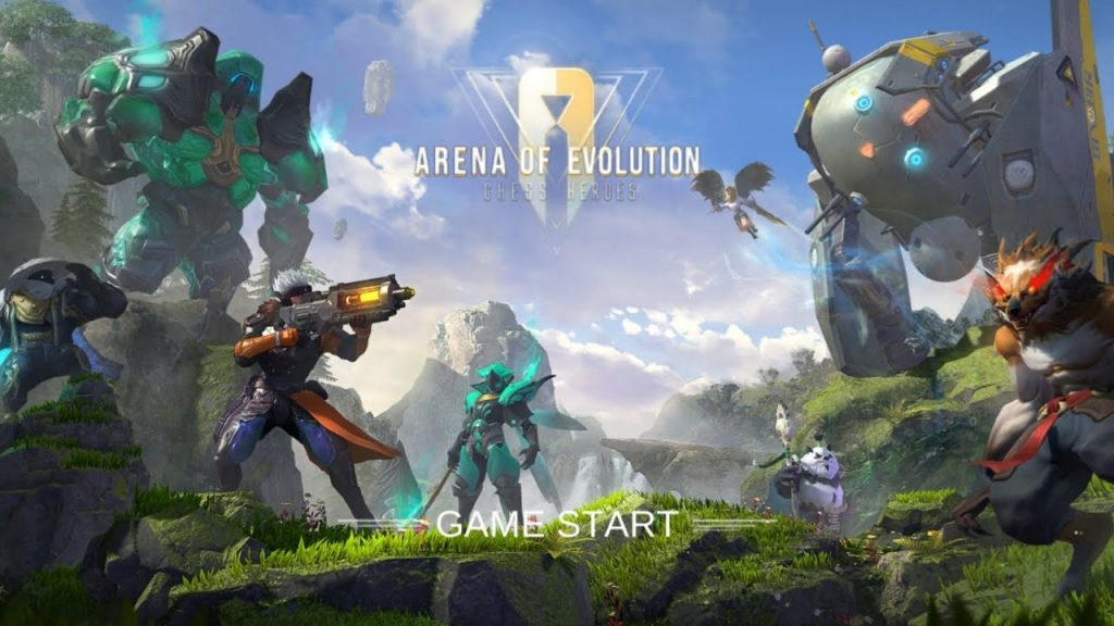 Arena of Evolution 242019 1