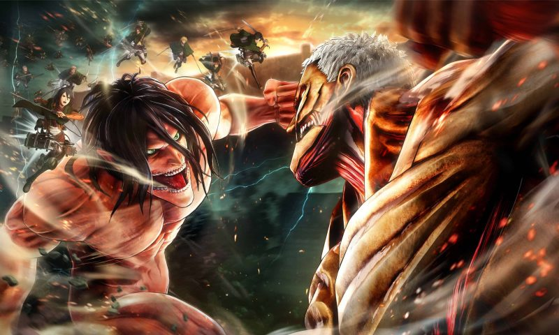 Attack on Titan 2: Final Battle เผยข้อมูลใหม่เอาใจสาวกตัวยง