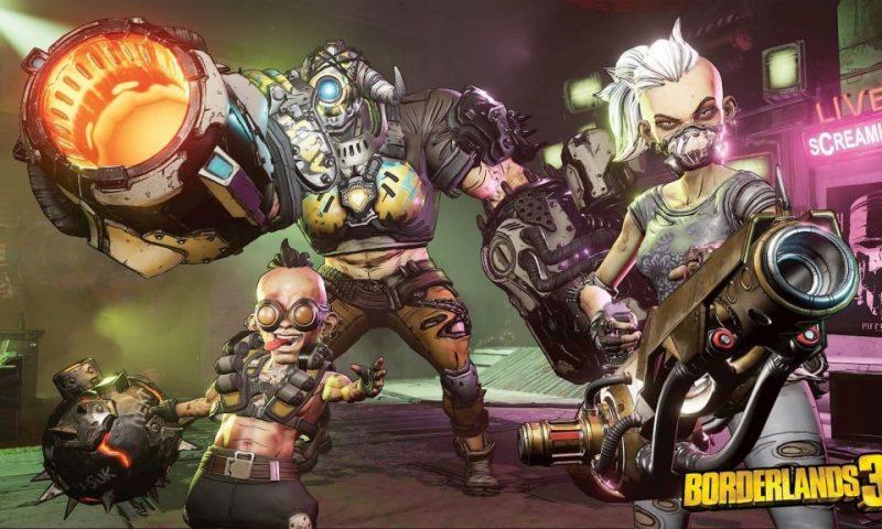 Borderlands 3 เกมแนว FPS สุดมันส์เถื่อนดิบกำลังกลับมาอีกครั้ง 13 กันยายน