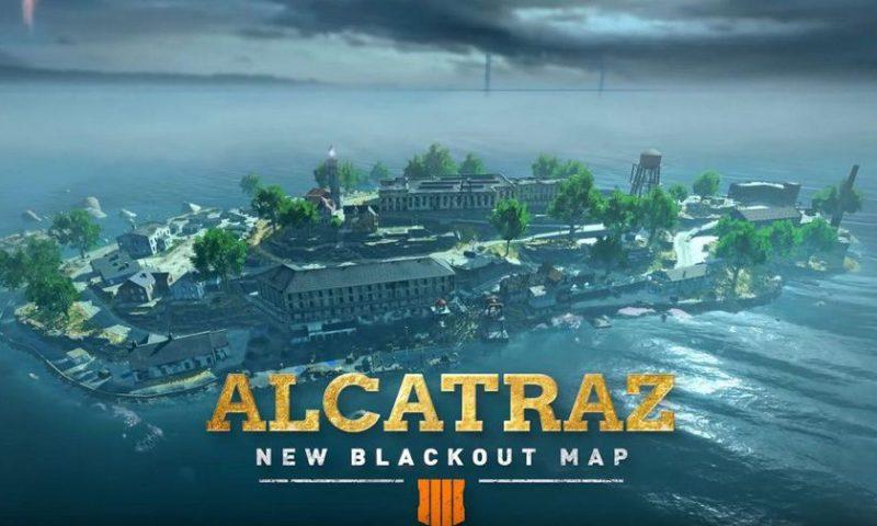 Call of Duty: Black Ops 4 เปิดให้เล่นฟรีอีกครั้งต้อนรับแผนที่ใหม่ Alcatraz
