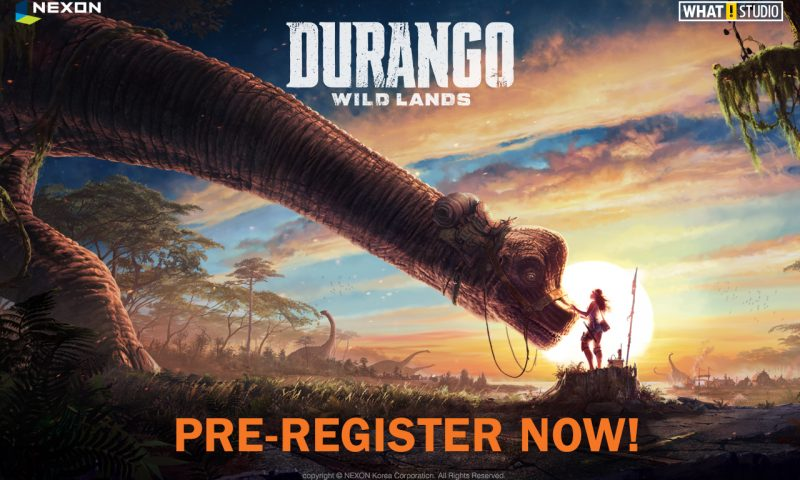 เป็นเรื่อง Durango: Wild Lands เอาชีวิตรอดยุคไดโนเสาร์กำลังมาไทยแล้ว