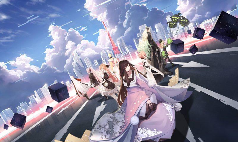 Eternal City เกมมือถือ RPG สไตล์อนิเมะญี่ปุ่นเปิดให้ลงทะเบียนแล้ววันนี้