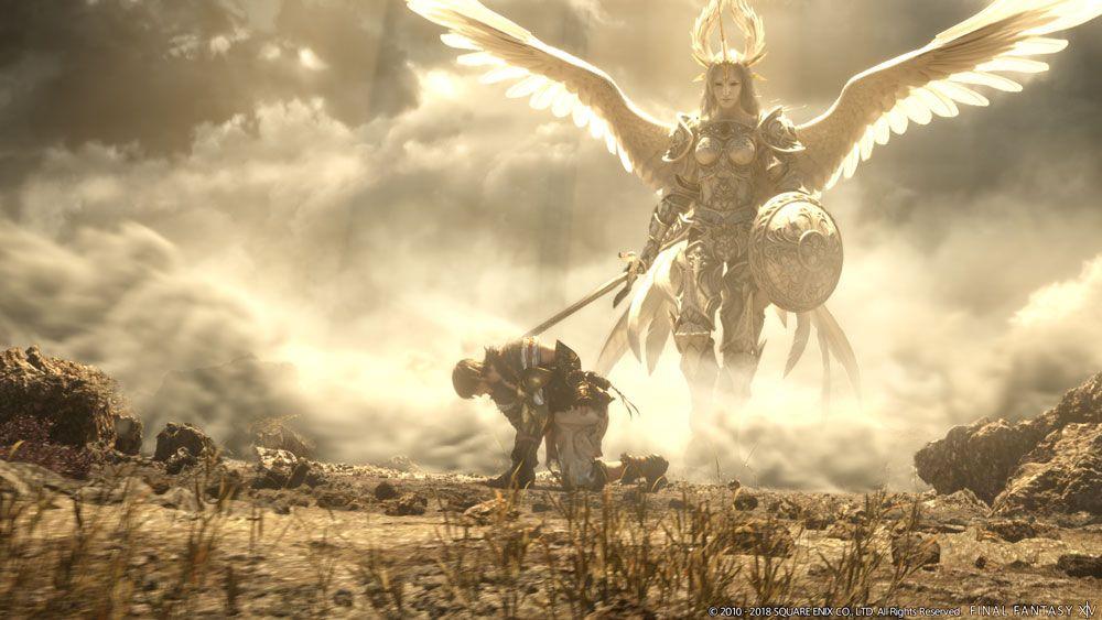 Final Fantasy 14 1042019 2