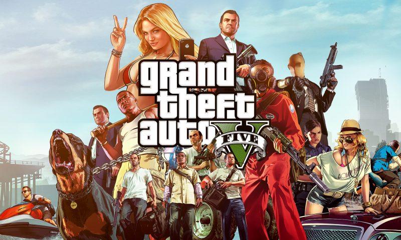 กลับมาบูมอีกครั้งเมื่อ GTA V กลายเป็นเกมแนว Real Life สุดฮา