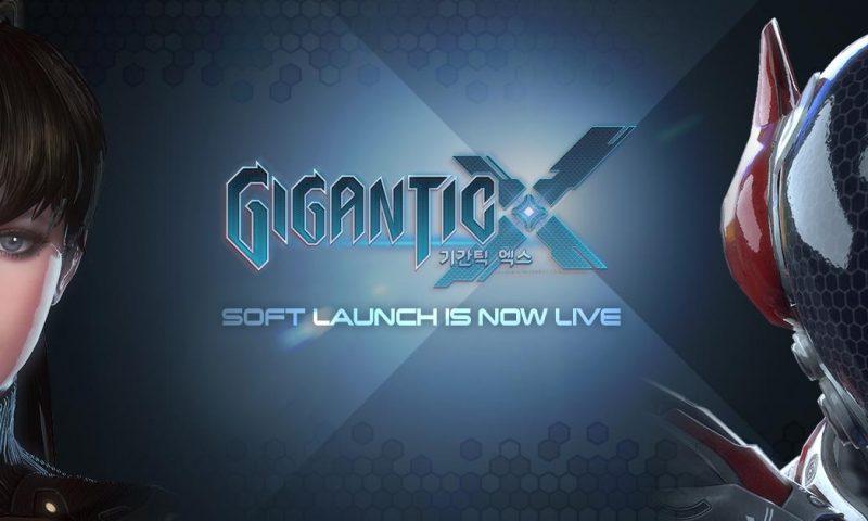 Gigantic X เกมมือถือ Shooting สุดอลังการโคตรมันส์เปิดให้ทดสอบแล้ว