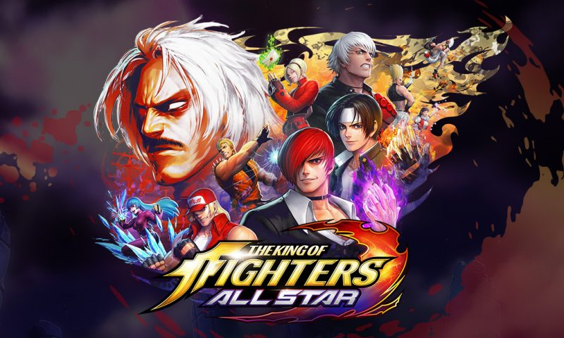 King of Fighters All-Star เกมรวมดารานักสู้เปิดให้ลงทะเบียนแล้ววันนี้