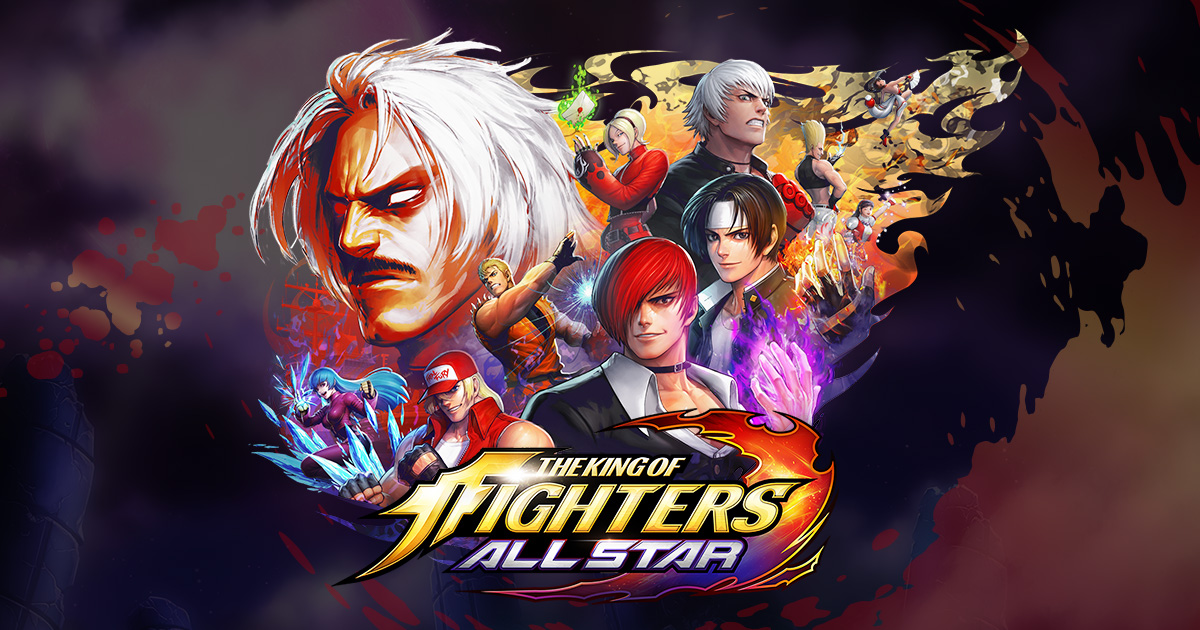 King of Fighters 942019 1