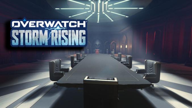 Overwatch เตรียมจัด Event Storm Rising เริ่ม 16 เมษายนนี้
