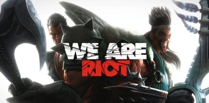 Riot Games ผู้พัฒนาเกมดังระดับโลก League of Legends เผยโลโก้ใหม่