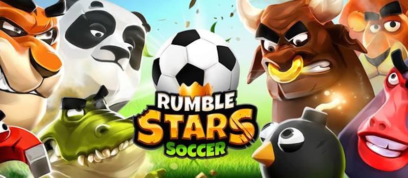 Rumble Stars เกมฟุตบอลเหล่าสัตว์สุดกวนเปิดให้ลงทะเบียนสำหรับ Android