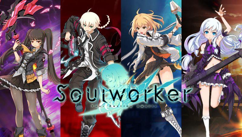 Soulworker ZERO เกมมือถือแนวอนิเมะ MMORPG เปิดให้ทดสอบ CBT