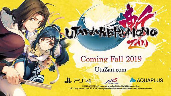 Utawarermono Zan Leak 04 10 19