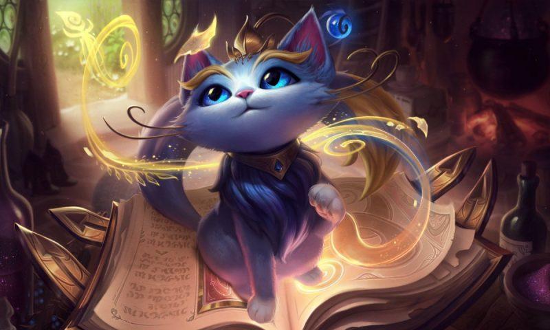 LOL สุดยอดเกม MOBA เปิดตัว Champion ใหม่ทาสแมว YUUMI