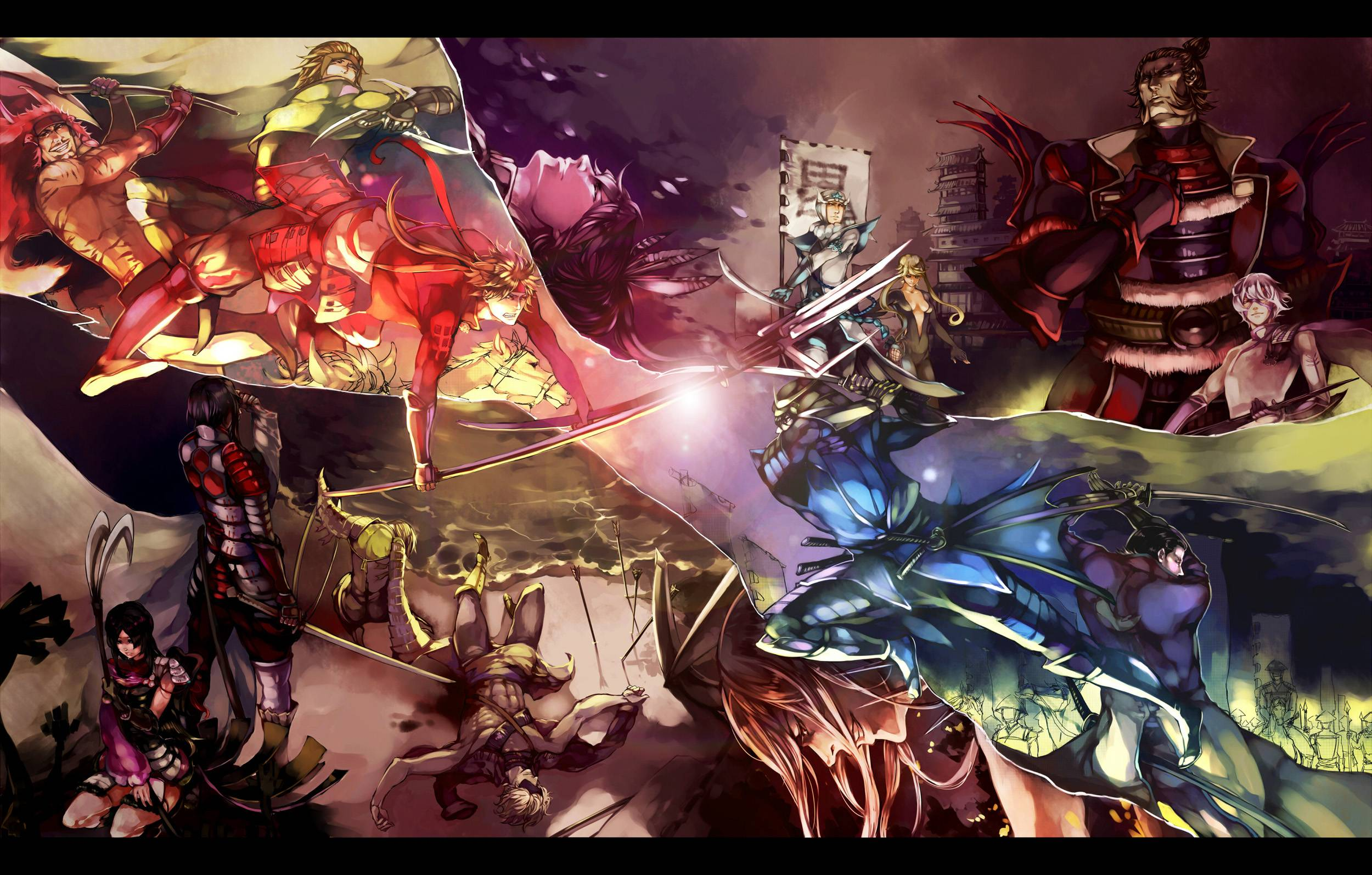 BASARA Battle Party 1452019 2