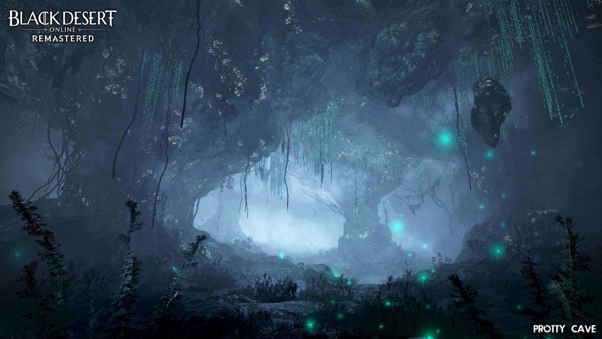 Black Desert Online Protty Cave screenshot 1