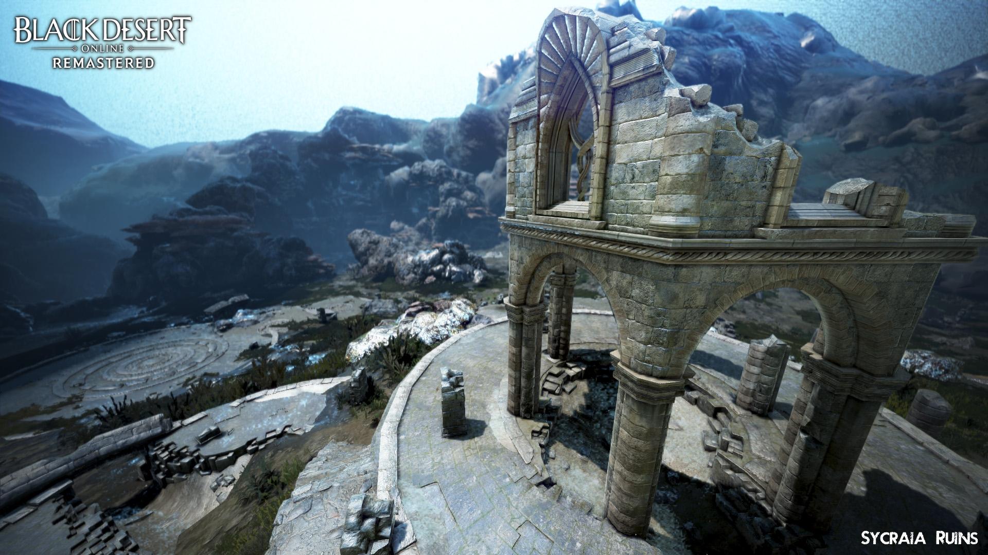 Black Desert Online Sycria Ruins screenshot 1