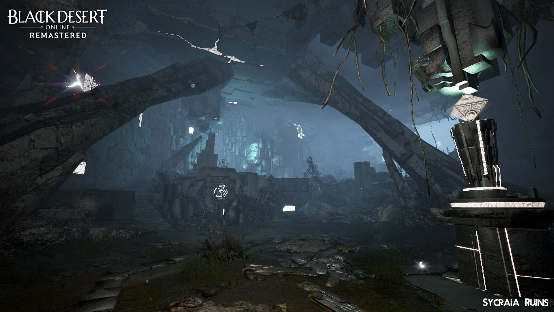 Black Desert Online Sycria Ruins screenshot 2
