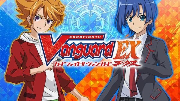 Cardfight!! Vanguard EX การ์ดเกมสุดมันส์เตรียมวางขายในญี่ปุ่น 19 กันยานี้