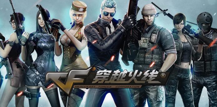 CrossFire เกมมือถือสุดโด่งดังในจีนถูกจับมาทำซีรี่ส์