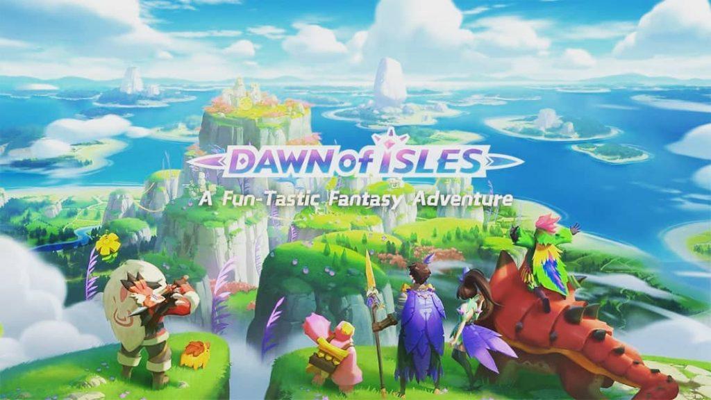Dawn of Isles 3152019