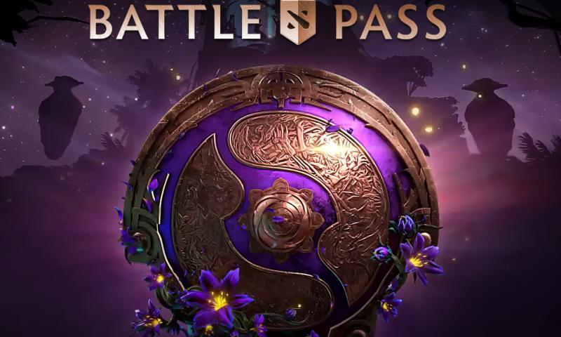 Dota 2: TI 2019 เปิดขาย Battle Pass หรูหรามีสไตล์ในโทนสีม่วง