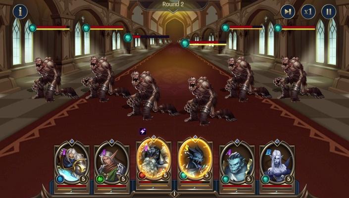 Dungeon Rush Rebirth 5