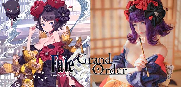 จัดว่าเด็ด Hokusai ตัวละครสุดเอ็กจากเกม Fate Grand Order