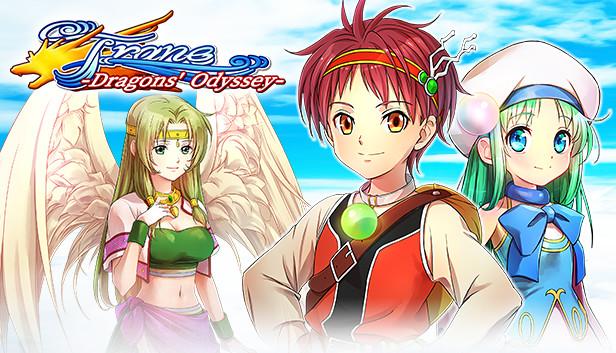 Frane: Dragons' Odyssey เปิดให้ลงทะเบียน JRPG สไตล์ดั้งเดิมของญี่ปุ่น