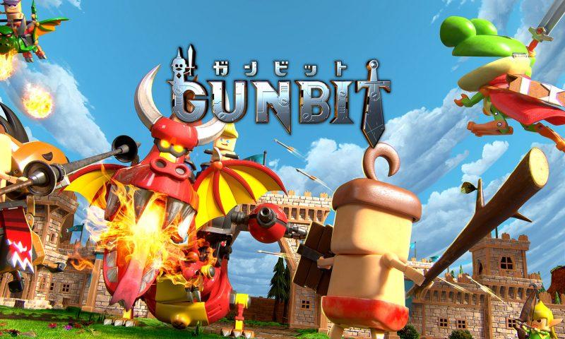 Gunbit เกมมือถือสไตล์ LEGO น่ารักจากญี่ปุ่นเปิดให้ดาวน์โหลดแล้ววันนี้