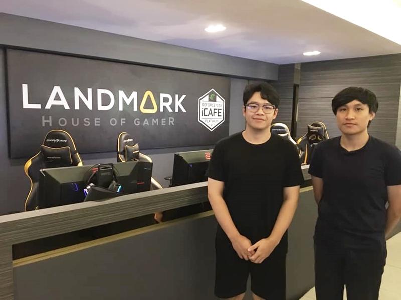 LandMark ทีม 647.pubg