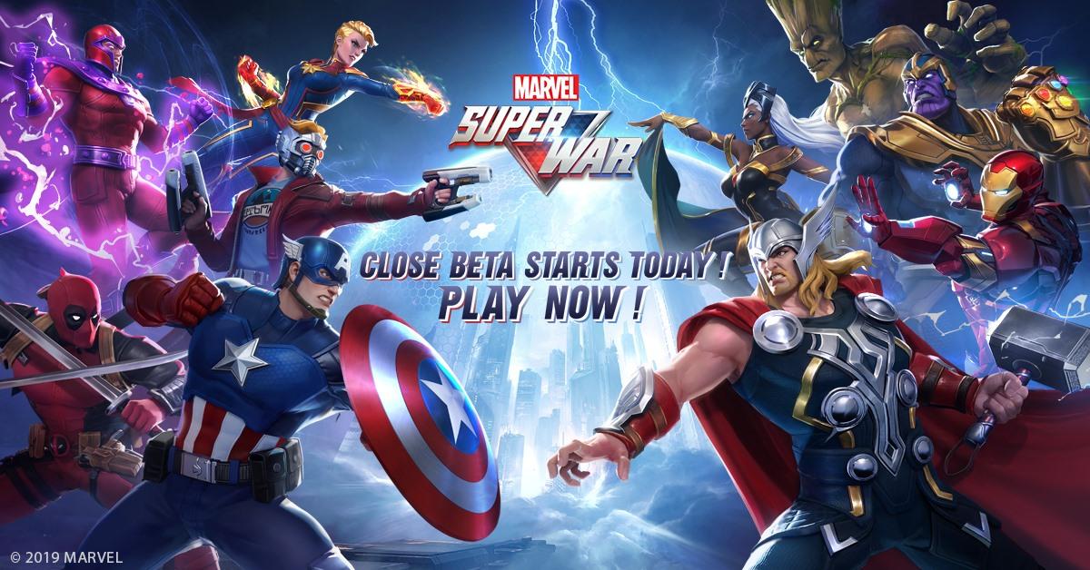 MARVEL Super War 2852019 1
