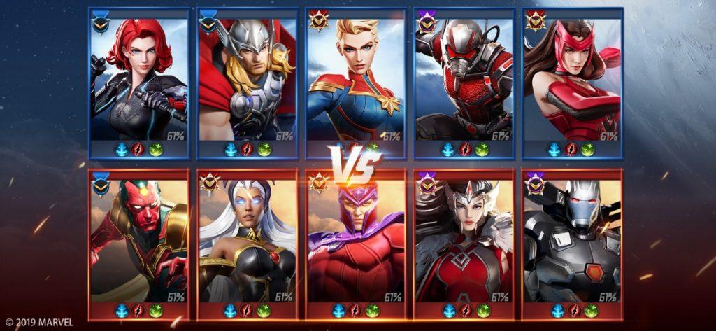 MARVEL Super War 2852019 2