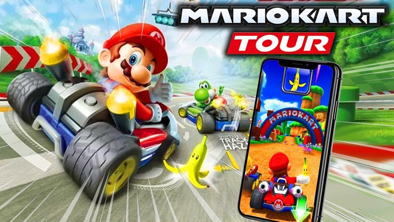 Mario Kart Tour 2542019 2